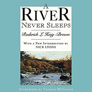 A River Never Sleeps Audiobook