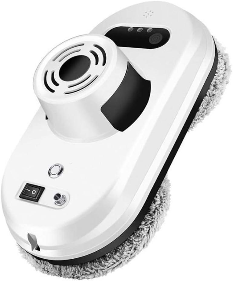 WWSUNNY - Robot limpiacristales con marco y mando a distancia con ...