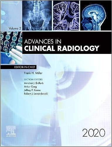 Advances in Clinical Radiology E-Book - Original PDF