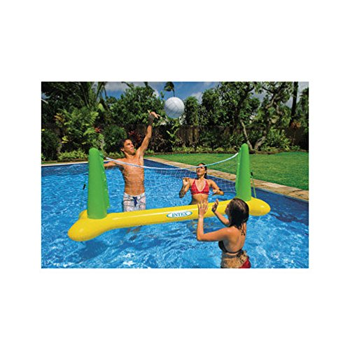 Intex Inflatable Pool Volleyball Set Inflatable 95 in. X 24 in. 32 in. ()
