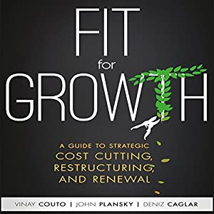 Fit for Growth Audiobook