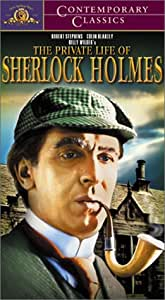 Private Life of Sherlock Holmes [VHS]