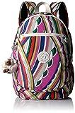 Kipling Women's Challenger Printed Backpack, Bright Si De