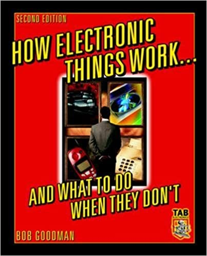 Robert L. Goodman - How Electronic Things Work... And What To Do When They Don't