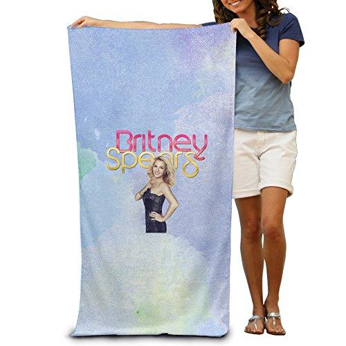 POY-SAIN Britney Spears Poster Bath Towel And Beach Towel Size - Walger Hand Sonya