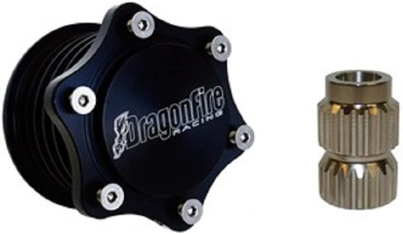 Orange Cycle Parts Quick-Release Hub//Spline Kit for Can-am Maverick UTV 2013-2017 by DragonFire Racing 04-2049