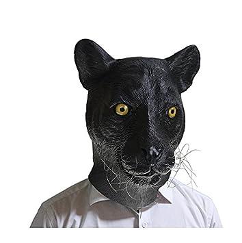 Hengyutoy mask Cusfull Halloween Máscara Máscara de Animales de Látex del para el Disfraz de Halloween