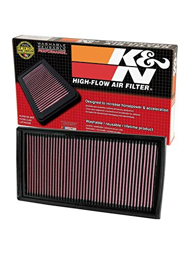 K&N 33-2405 High Performance Replacement Air Filter (Amg C63)