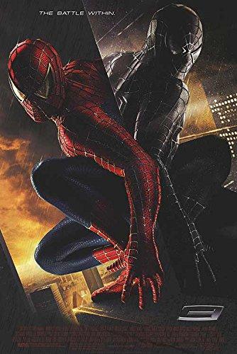 Spider-man 3 - Authentic Original 26.75' x 39.75' Movie Poster