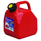 Scepter 07081 Fuel Can - 1.25 Gallon,Red