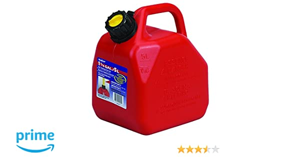 Scepter B5 - Bidon Gasolina 5 litros: Amazon.es: Jardín