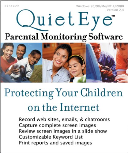 Quieteye 2.4 Child Monitoring Software: Protecting Your Child on the Internet