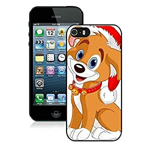 2014 New Style For SamSung Note 2 Phone Case Cover Protective Cover Case Christmas Dog For SamSung Note 2 Phone Case Cover PC Case 21 Black