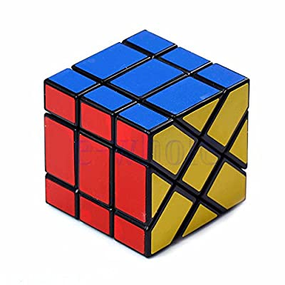 Fisher Black Magic Cube Speed Puzzle Twist Toy Professional 3x3x3 cube Hot TW