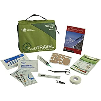 Adventure Medical Kits World Travel First Aid Kit Air Third Protection Comprehensive Guide Visual Communication Tool