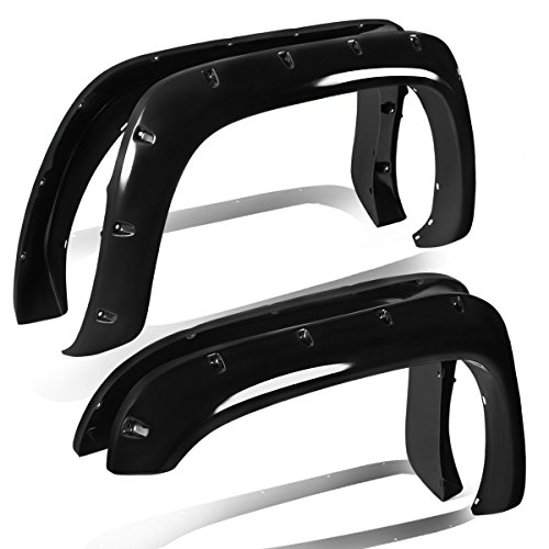 01 dodge rams fender flares - 2