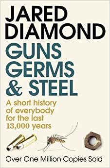 "guns germs and steel a review Thesis statement in this review, i will argue that although jared diamond's ""guns, germs, and steel"" attempts to answer many important questions that the study of history aims towards."