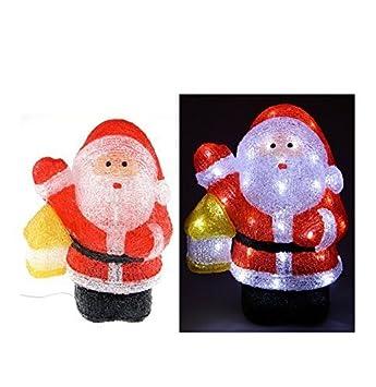 Fomax Père Noël Lumineux à 48 LED - extérieur  Amazon.fr  Cuisine ... cafb4244d373
