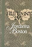 Autumn's Eve, Jordanna Boston, 0786225823