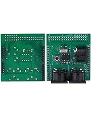 Placa adaptadora MIDI, puerto serie a módulo MIDI Módulo MIDI Adaptador de interfaz digital duradero Módulo MIDI para instrumentos de medición electrónicos