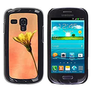 "For Samsung Galaxy S3 MINI ( NOT for regular S3 , S-type Planta Naturaleza Forrest Flor 11"" - Arte & diseño plástico duro Fundas Cover Cubre Hard Case Cover"