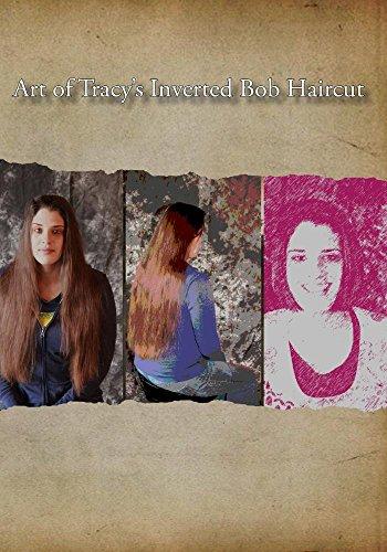 Art of Tracy#039s Inverted Bob Haircut