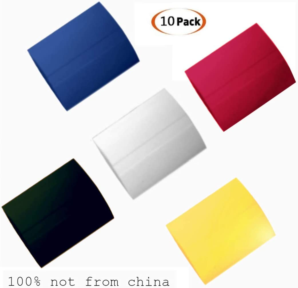 Fabric Markers for Sewing 10PCS Professional Tailor Chalk Fabric Chalk for Sewing Tailors Chalk Fabric Chalk Sewing Wax Based Tailors Chalk