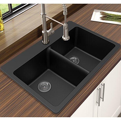 Best black kitchen sinks 2018 best of bests top winpro workwithnaturefo