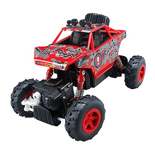 Trimmers Paper Series (Inkach RC Cars 4WD 1/20 Remote Control Monster Truck Off Road Vehicle 2.4Ghz Toy R/C Electric Radio Controller Trucks for Kids and Adults (Red))