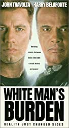 White Man's Burden [Vhs]