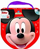 Mickey Mouse Clubhouse Fun with Numbers and Shapes, Laura Gates Galvin, 1590696557
