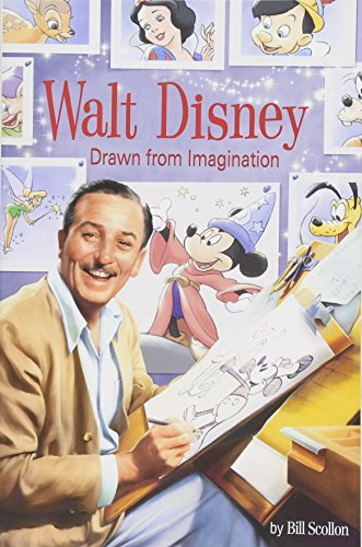WALT DISNEY por BILL SCOLLON