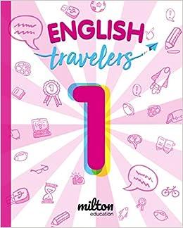 Travelers Red 1 - English Language 1 Primaria: Amazon.es ...