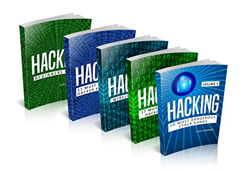 Hacking: Hacking: How to Hack, Penetration testing Hacking Book, Step-by-Step implementation and demonstration guide Learn fast Wireless Hacking, Strategies, Black Hat Hacking (5 manuscripts)