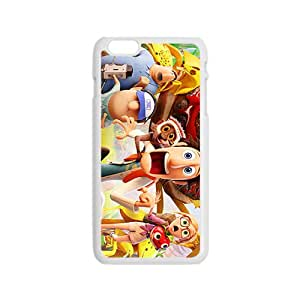 QQQO Cloudy with a Chance of Meatballs Phone case for iphone 6