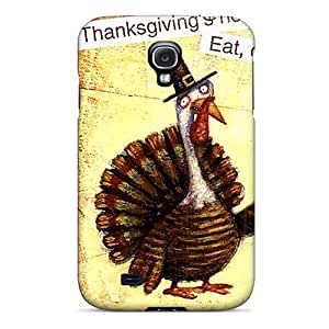 Awesome Case Cover/galaxy S4 Defender Case Cover(talking Turkey)