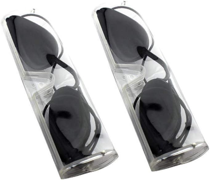 SUPVOX 2 Set Gafas de Seguridad de Ojos Protección de Luz Láser IPL