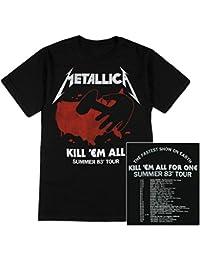 Metallica - Kill Em All 83 Tour T-Shirt