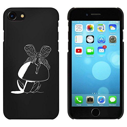 Noir 'Fée' étui / housse pour iPhone 7 (MC00056975)