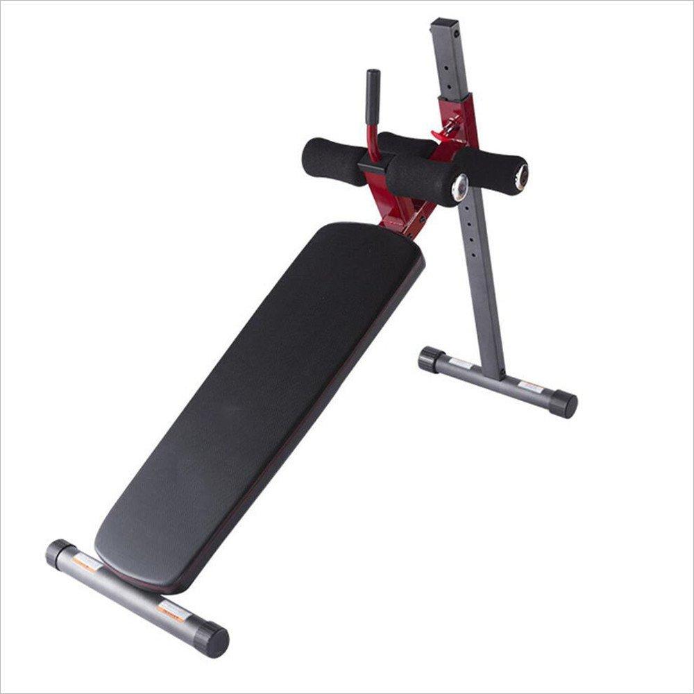 腹筋マシーン 該当する場所:リビングルーム、バルコニー、寝室、オフィスホーム腹部多機能腹筋ダンベルベンチ仰臥位腹筋運動器具 筋力トレーニング