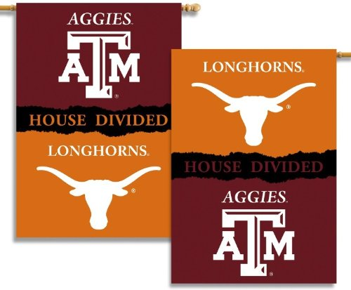 Pole Sleeve House - Texas - Texas A & M-2-Sided 28