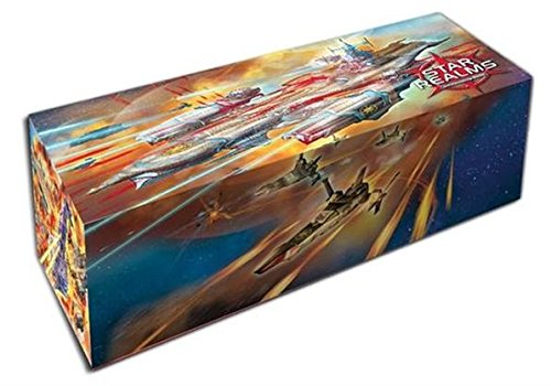 Star Realms: Card Box, Includes 3 Promo Cards by Legion Supplies