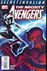 Mighty Avengers #16A par Briclot