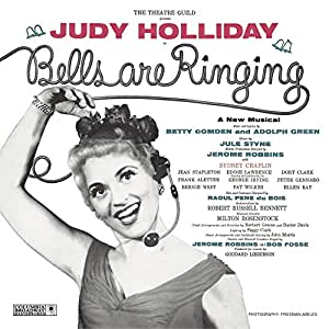 Bells Are Ringing (1956 Original Broadway Cast)