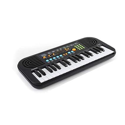 Teclado eléctrico de la música de los niños, 37-llave multi-función portable