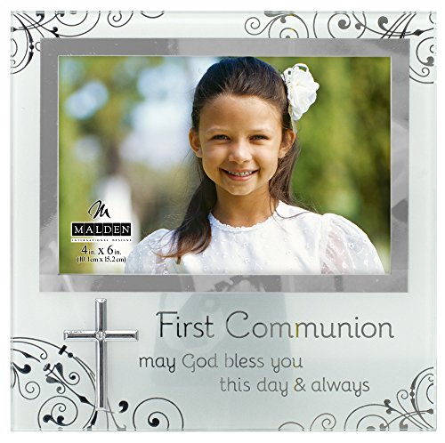 (Malden International Designs First H-4X6 Communion GL 18 )