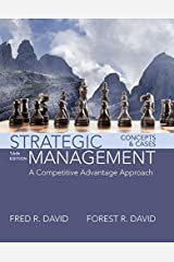 Strategic Management: A Competitive Advantage Approach, Concepts and Cases (2-downloads) Kindle Edition