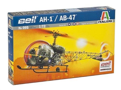 Italeri 1:72 Bell AH 1/AB 47
