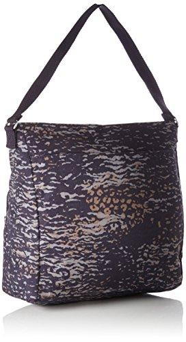 Kipling Tasmo - Shoppers y bolsos de hombro Mujer Varios colores (Water Camo)