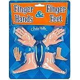 Set Of Hands & Feet Finger Puppets